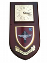Parachute Pathfinders Regiment Wall Plaque Clock New Style